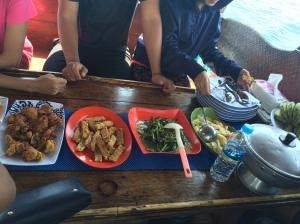 Makanan diatas kapal