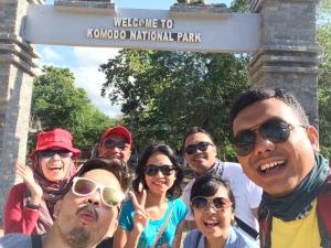 Gerbang Pulau Komodo