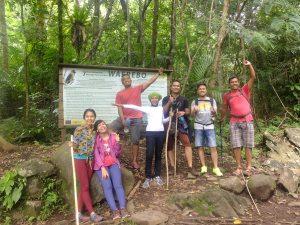 Pos 1 Pendakian ke Wae Rebo
